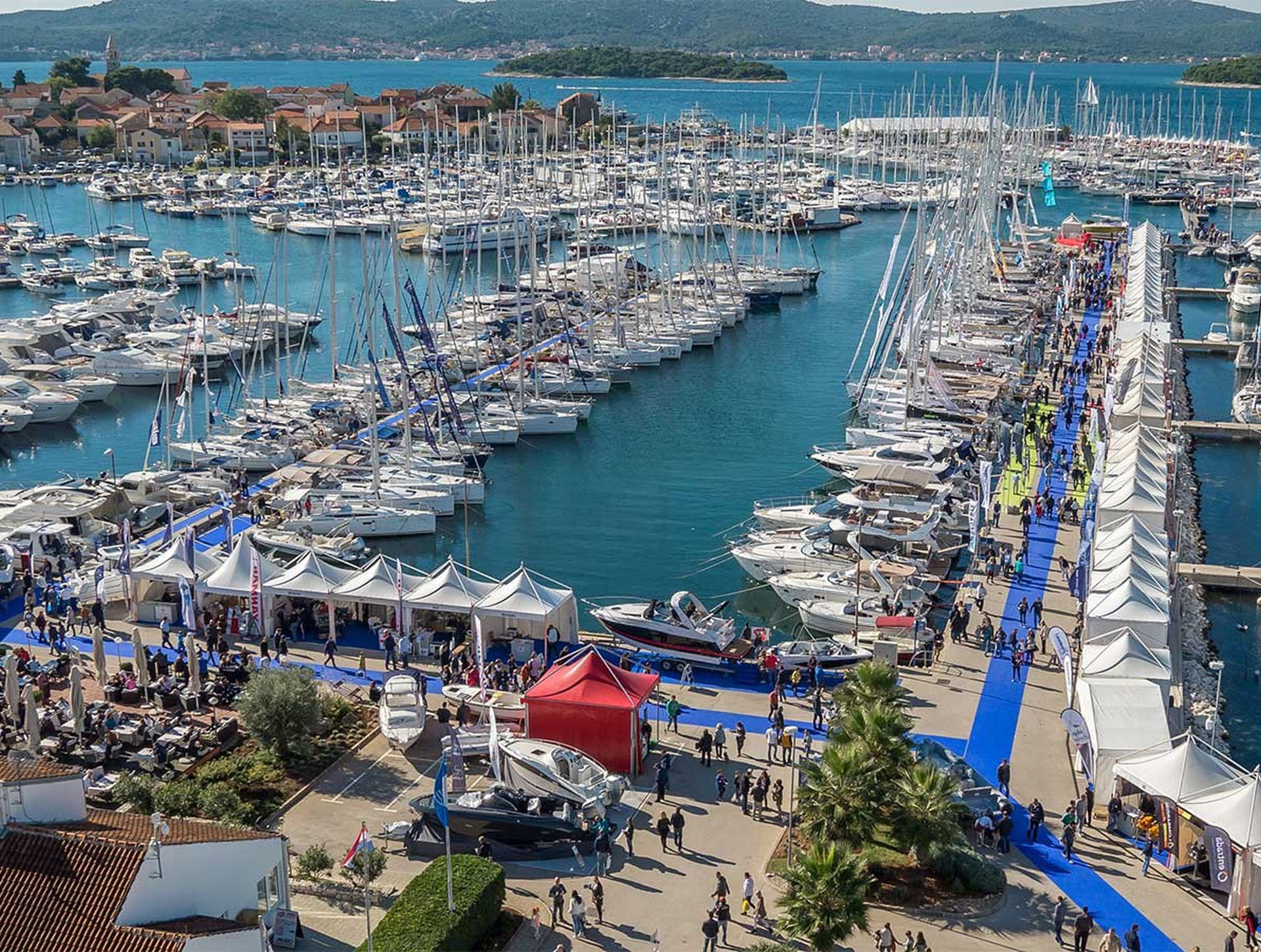 VISIT US ON BIOGRAD BOAT SHOW FROM THE 17TH TO THE 20TH OF OCTOBER